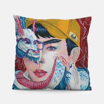 Thumbnail image of Merging  Pillow, Live Heroes