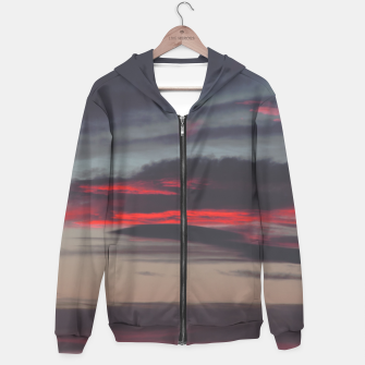 Thumbnail image of Beautiful image of the sky as night falls Hoodie, Live Heroes
