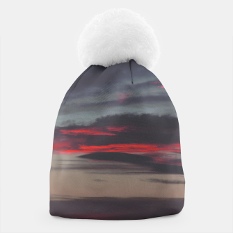 Thumbnail image of Beautiful image of the sky as night falls Beanie, Live Heroes
