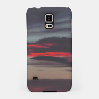 Thumbnail image of Beautiful image of the sky as night falls Samsung Case, Live Heroes
