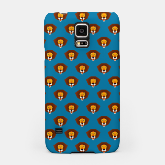 Thumbnail image of Be wild and free, little lion Samsung Case, Live Heroes