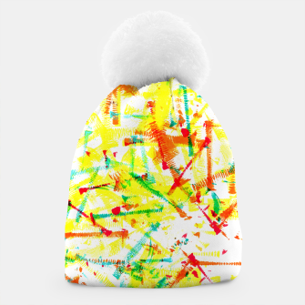 Thumbnail image of Color Splotches – Beanie, Live Heroes