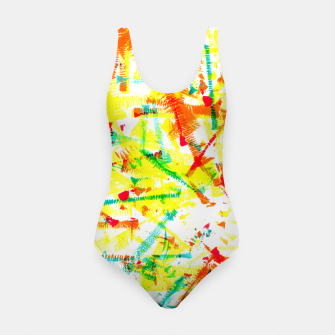 Thumbnail image of Color Splotches – Swimsuit, Live Heroes