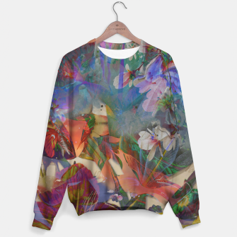 Thumbnail image of Collage LXXI Cotton sweater, Live Heroes