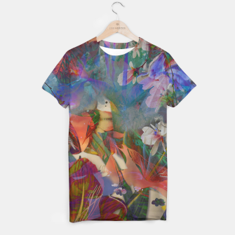 Thumbnail image of Collage LXXI T-shirt, Live Heroes