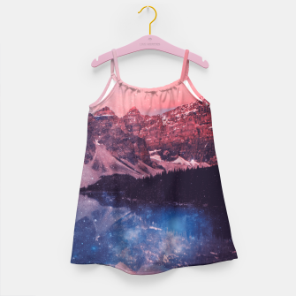 Thumbnail image of Mountainous Space Girl's Dress, Live Heroes