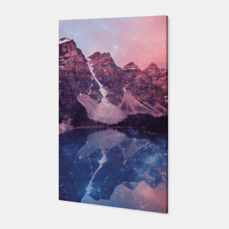 Thumbnail image of Mountainous Space Canvas, Live Heroes