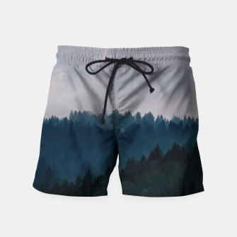Thumbnail image of Clear Earth Swim Shorts, Live Heroes