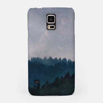Thumbnail image of Clear Earth Samsung Case, Live Heroes