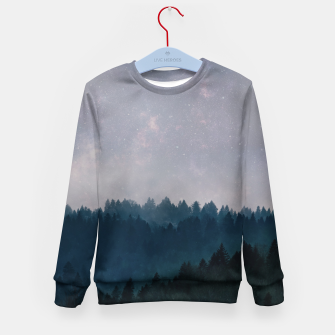 Thumbnail image of Clear Earth Kid's Sweater, Live Heroes