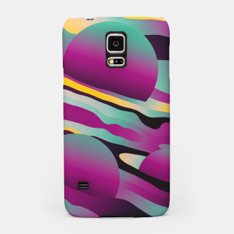 Thumbnail image of Unusual Peaches Samsung Case, Live Heroes