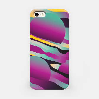 Thumbnail image of Unusual Peaches iPhone Case, Live Heroes