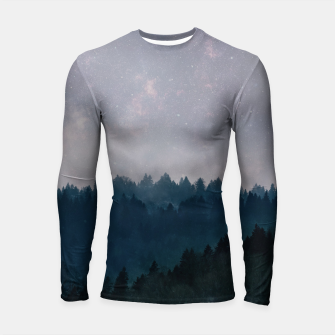 Thumbnail image of Clear Earth Longsleeve Rashguard , Live Heroes