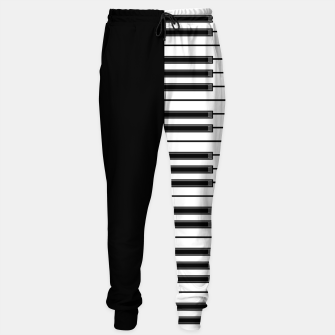 Thumbnail image of Ebony & Ivory Sweatpants, Live Heroes