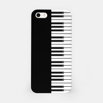 Thumbnail image of Ebony & Ivory iPhone Case, Live Heroes