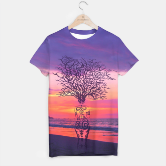 Thumbnail image of Sea of lonely hearts by #Bizzartino T-shirt, Live Heroes