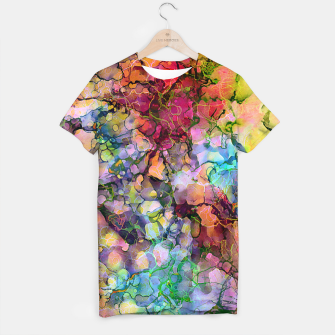Color - The Magic of Life T-shirt imagen en miniatura