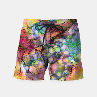 Color - The Magic of Life Swim Shorts imagen en miniatura