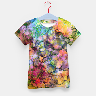 Color - The Magic of Life Kid's T-shirt imagen en miniatura