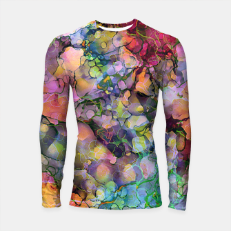 Color - The Magic of Life Longsleeve Rashguard  imagen en miniatura