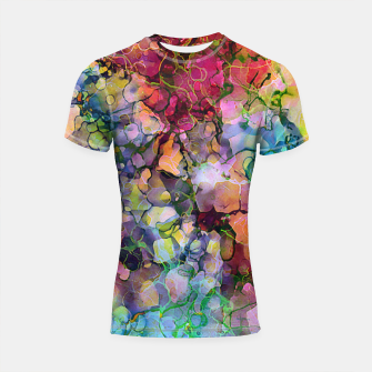 Color - The Magic of Life Shortsleeve Rashguard imagen en miniatura