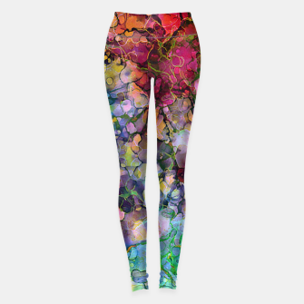 Color - The Magic of Life Leggings imagen en miniatura