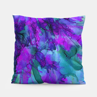 Purple Flower Pillow imagen en miniatura