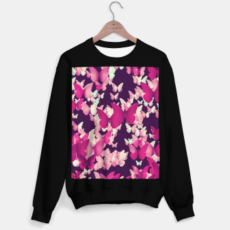 Thumbnail image of Butterfly Effect Sweater regular, Live Heroes