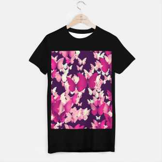 Thumbnail image of Butterfly Effect T-shirt regular, Live Heroes
