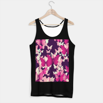Thumbnail image of Butterfly Effect Tank Top regular, Live Heroes