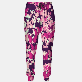 Thumbnail image of Butterfly Effect Sweatpants, Live Heroes