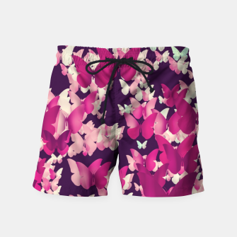 Thumbnail image of Butterfly Effect Swim Shorts, Live Heroes