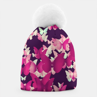 Thumbnail image of Butterfly Effect Beanie, Live Heroes