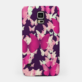 Thumbnail image of Butterfly Effect Samsung Case, Live Heroes