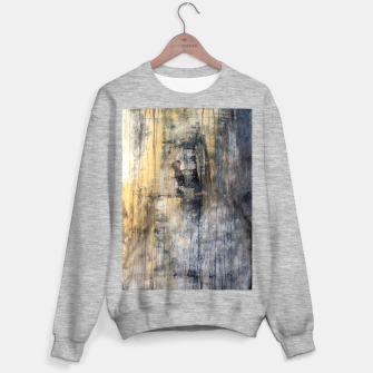 """Thumbnail image of """"1086 abstract jesus"""" Sweater regular, Live Heroes"""