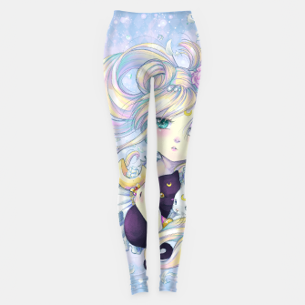 Miniatur Moonflower Leggings, Live Heroes