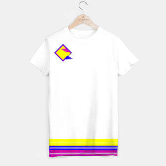 Thumbnail image of Paint logo T-shirt, Live Heroes