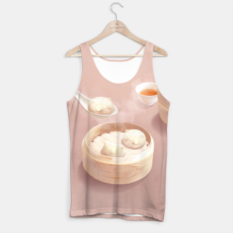 Miniaturka Kitty Bun Tank Top, Live Heroes