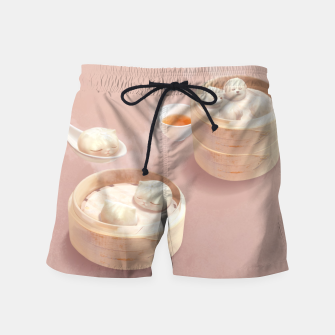 Miniaturka Kitty Bun Swim Shorts, Live Heroes