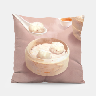 Miniaturka Kitty Bun Pillow, Live Heroes