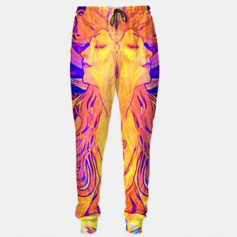 Thumbnail image of Mucha Remixed 01 Sweatpants, Live Heroes
