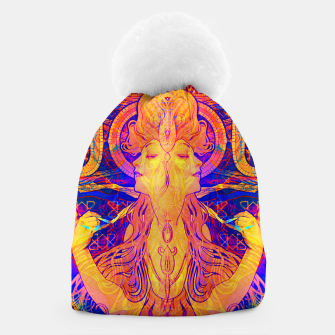 Thumbnail image of Mucha Remixed 01 Beanie, Live Heroes