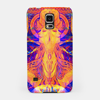 Thumbnail image of Mucha Remixed 01 Samsung Case, Live Heroes