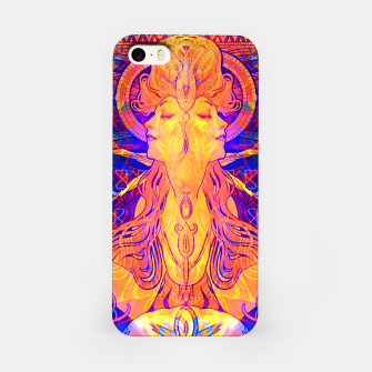 Thumbnail image of Mucha Remixed 01 iPhone Case, Live Heroes