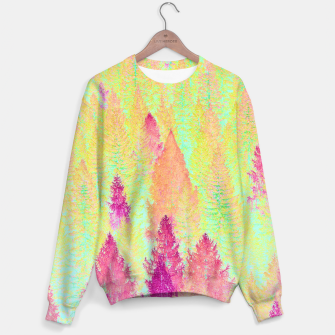 Thumbnail image of Painted Forest Sweater, Live Heroes