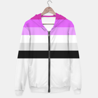 Thumbnail image of Colour is fabulous Hoodie, Live Heroes