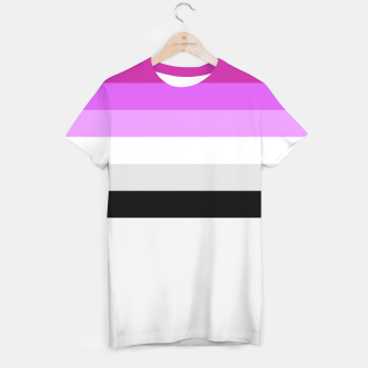 Thumbnail image of Colour is fabulous T-shirt, Live Heroes