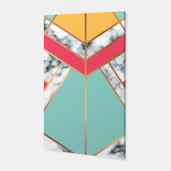Miniatur Marble Geometry 020 Canvas, Live Heroes