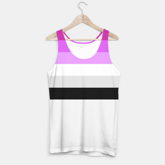 Thumbnail image of Colour is fabulous Tank Top, Live Heroes