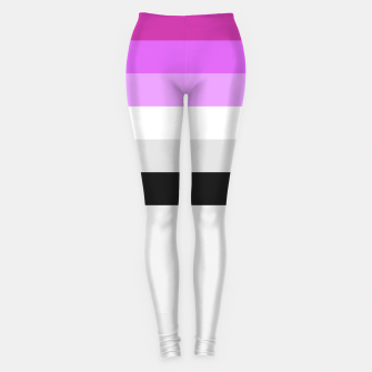 Thumbnail image of Colour is fabulous Leggings, Live Heroes